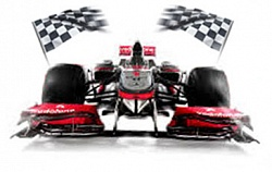 "Website development for ticket sales for ""Formula 1"" and its promotion"
